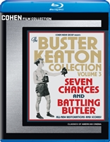 The Buster Keaton Collection: Volume 3 - Battling Butler / Seven Chances