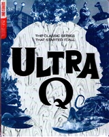 Ultra Q: The Complete Series SteelBook (BD + Digital Copy)