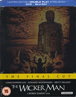The Wicker Man: The Final Cut SteelBook (1973)(BD/DVD)(UK)