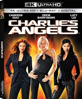 Charlie's Angels 4K (2000)(BD + Digital Copy)