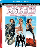 Charlie's Angels: Full Throttle - Unrated (BD + Digital Copy)