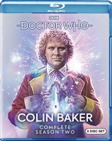 Doctor Who: Colin Baker - Season 2