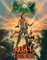 Hell Comes to Frogtown: Limited Edition (BD/DVD)(Exclusive)