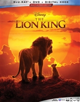 The Lion King (2019)(BD/DVD + Digital Copy)