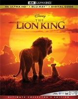 The Lion King 4K (2019)(BD + Digital Copy)