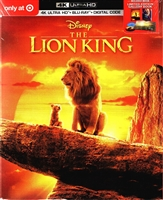 The Lion King 4K DigiPack (2019)(BD + Digital Copy)(Exclusive)