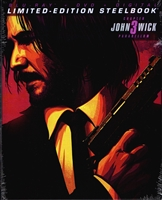 John Wick: Chapter 3 - Parabellum SteelBook (BD/DVD + Digital Copy)(Exclusive)