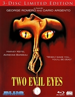 Two Evil Eyes: 3-Disc Limited Edition (BD/CD)
