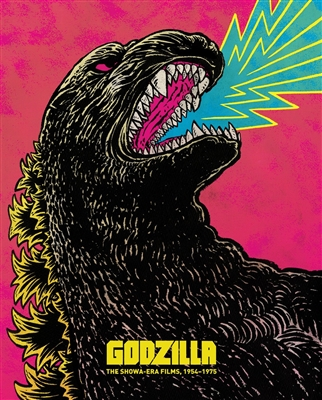 Godzilla: The Showa-Era Films, 1954-1975 - Criterion Collection DigiBook