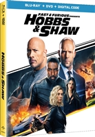 Fast and Furious Presents: Hobbs and Shaw (BD/DVD + Digital Copy)