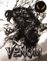 Venom 4K 1-Click White Collector's Box SteelBook (2018)(Blufans #52)(China)