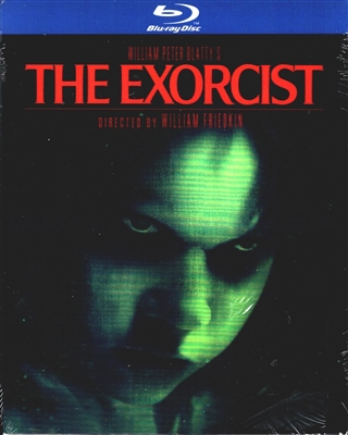The Exorcist: Extended Director's Cut w/ Lenticular Slip