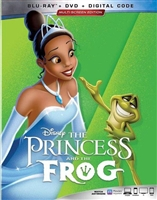 The Princess and the Frog (BD/DVD + Digital Copy)(Re-release)
