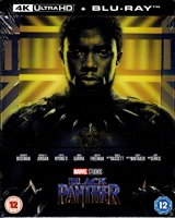 Black Panther 4K Lenticular SteelBook (UK)