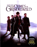 Fantastic Beasts: The Crimes of Grindelwald 4K Double Lenticular SteelBook (Blufans OAB #45)(China)