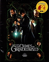 Fantastic Beasts: The Crimes of Grindelwald 3D Full Slip SteelBook (Blufans OAB #45)(China)