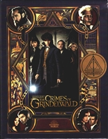 Fantastic Beasts: The Crimes of Grindelwald 3D & 4K 1-Click SteelBook (Blufans OAB #45)(China)