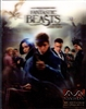 Fantastic Beasts and Where to Find Them 3D Lenticular SteelBook (Hong Kong)