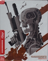 Terminator 2: Judgement Day - Director's Cut Regular SteelBook (Mondo #09)(Canada)