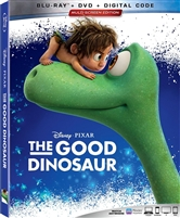 The Good Dinosaur (BD/DVD + Digital Copy)(Re-release)