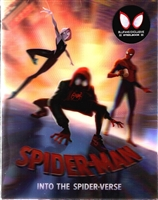 Spider-Man: Into the Spider-Verse Double Lenticular 3D & 4K SteelBook (Blufans #53)(China)