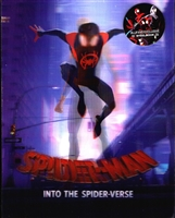 Spider-Man: Into the Spider-Verse Lenticular 4K SteelBook w/ Bonus Disc (Blufans #53)(China)