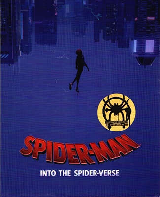 Spider-Man: Into the Spider-Verse One Click SteelBook (Blufans #53)(China)