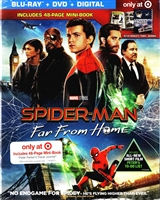 Spider-Man: Far From Home w/ Booklet (BD/DVD + Digital Copy)(Exclusive)