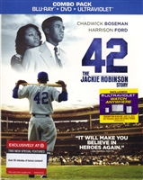42: The Jackie Robinson Story w/ Bonus Features (BD/DVD + Digital Copy)(Exclusive)