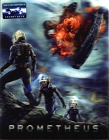 Prometheus Double Lenticular 3D SteelBook (Czech)