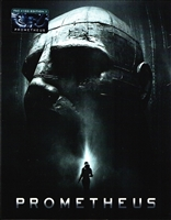 Prometheus Full Slip 3D SteelBook (Czech)