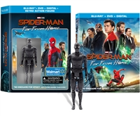 Spider-Man: Far From Home w/ Figurine (BD/DVD + Digital Copy)(Exclusive)