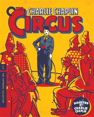 The Circus: Criterion Collection