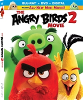 The Angry Birds Movie 2 (BD/DVD + Digital Copy)