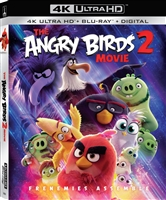 The Angry Birds Movie 2 4K (BD + Digital Copy)