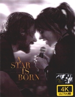 A Star is Born 4K Lenticular SteelBook (2018)(Czech)