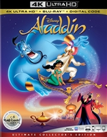 Aladdin 4K: Signature Collection (1992)(Slip)