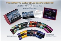 The Infinity Saga 4K: Collector's Edition (BD + Digital Copy)(Exclusive)