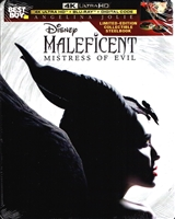 Maleficent: Mistress of Evil 4K SteelBook (BD + Digital Copy)(Exclusive)