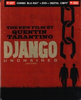 Django: Unchained SteelBook (BD/DVD + Digital Copy)(Canada)