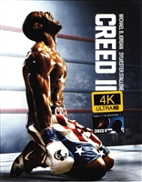 Creed II 4K Full Slip SteelBook (Czech)