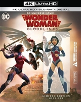 Wonder Woman: Bloodlines 4K w/ Figurine (BD + Digital Copy)(Exclusive)