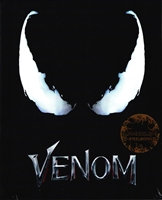 Venom 4K 1-Click Black Collector's Box SteelBook (2018)(Blufans #52)(China)
