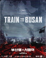 Train to Busan 1/4 Slip SteelBook (Korea)