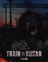 Train to Busan Full Slip A SteelBook (Korea)