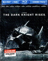 The Dark Knight Rises Steelbook (BD/DVD + Digital Copy)(Canada)