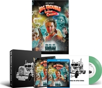 Big Trouble in Little China: Collector's Edition w/ Vinyl + Lithograph