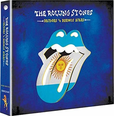 The Rolling Stones: Bridges to Buenos Aires DigiPack (BD/CD)