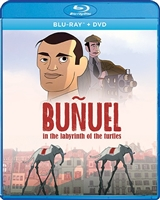 Bunuel in the Labyrinth of the Turtles (BD/DVD)