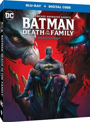 Batman: Death in the Family (BD + Digital Copy)